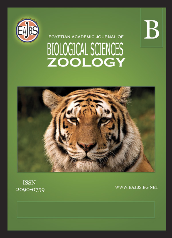 Egyptian Academic Journal of Biological Sciences, B. Zoology